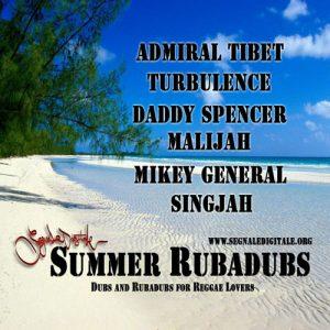 summer rubadubs