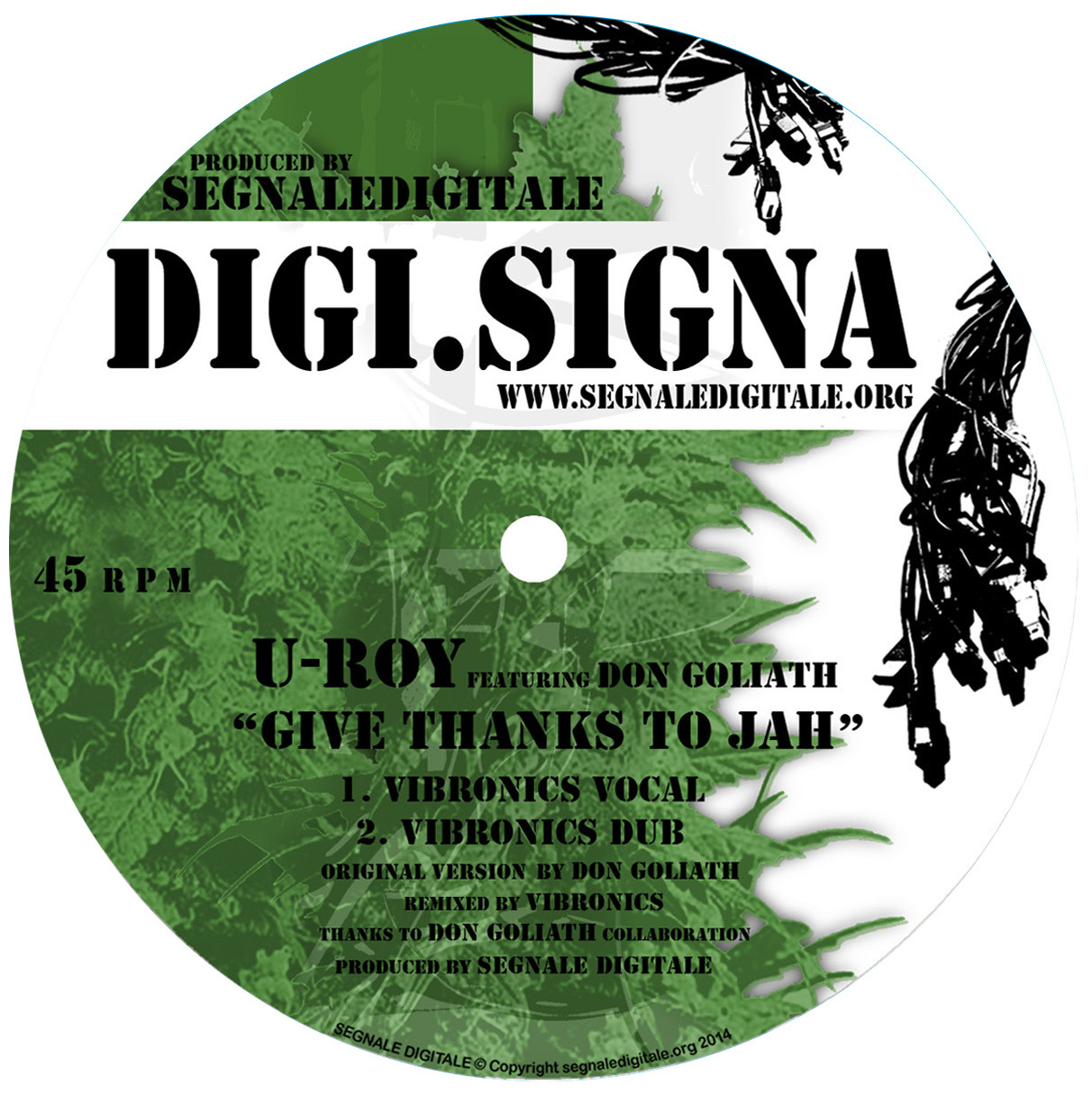 UROY label 1
